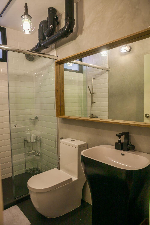 Loft Industrial 2 Bath